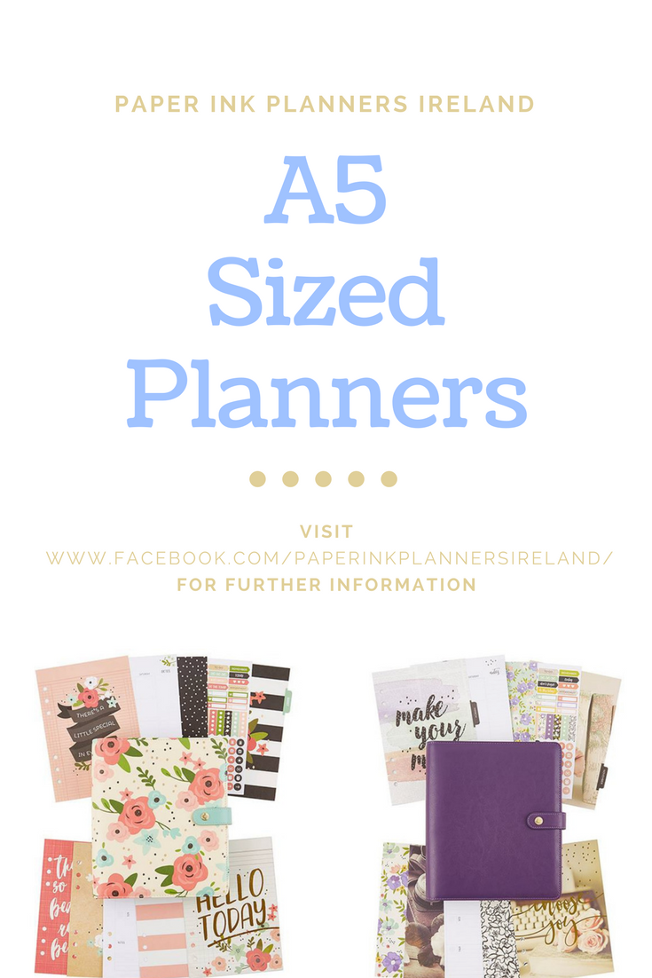Personal Sized Planners (2)